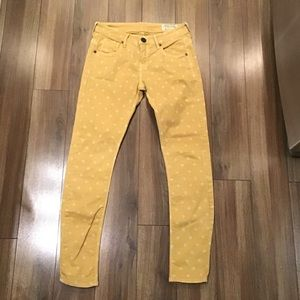 Tennis super slim jeans